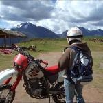yo en los Andes