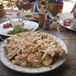 Shrimp & Crab nachos