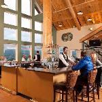 Peak Spirit Lounge View