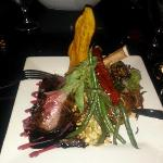 Leon Bistro Rack Of Lamb.