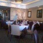 Natraj - one of the dining rooms