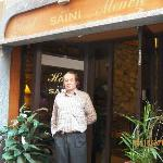 Hotel Saini Meuble in Stresa,, Italy