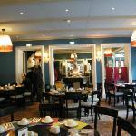 sala colazione/buffet