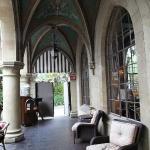 L'entrée du Chateau Marmont