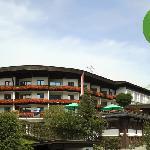Aussenansicht Hotel Erlebach