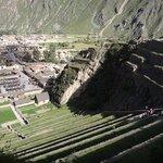 Tempio di Ollantaytambo