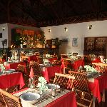 Le Jardin Hotel - Restaurant