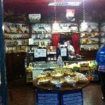 Inside The Chocolate Shop