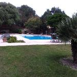 Pool am Petite Hotel