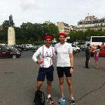 Canadian Paris Running Tour