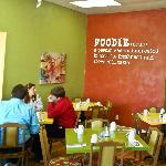 Great place for food and conversation