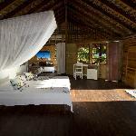 Anjiamarango Lodge Bedroom
