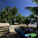 Anjiamarango Lodge Private Garden