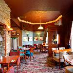 or have a quiet relaxing meal in one of our quieter areas