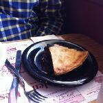 good blueberry pie