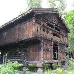 Musée du folklore Norvégien