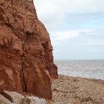 Jurassic coast Sidmouth