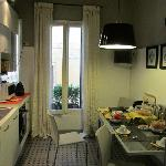 Cucina (Kitchen)