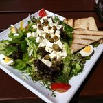 Fantastic Greek salad