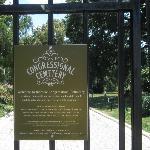 Congressional Cemetery Foto