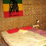 our reggae room