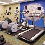 Stay Fit with our onsite fitness center or enjoy free passes to Lifetime Fitness!