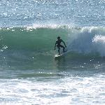 The main spot : Moulay Smail (or Moune) Point break