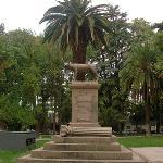 Plaza Italia,Mendoza