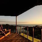 La Casona, view to Pejeperrito lagoon