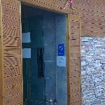 8) Hotel entrance