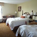 Hampton Inn Dickson, TN - room