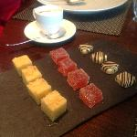 The Delicious Petit Fours