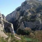 Vecchia Flaminia. Gola-Passo-Canyon del Furlo
