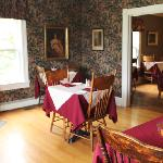 Dining room and Parlour