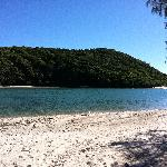 Relax at Tallebudgera Creek nearby