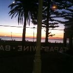Bay Bar Dos Sunset View
