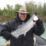 King Salmon on the Kasilof