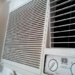 dirty air conditioner