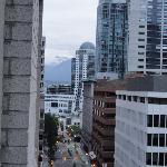 View looking toward Waterfront