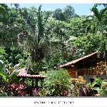 Garden and Boathouse cabina
