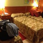triple room #107