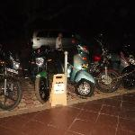 FOUR WHEELER AND BIKES FOR HIRE
