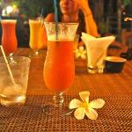 Delicious Cocktail with Fijian Rum