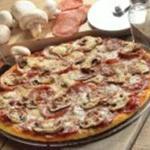 Gourmet Garden Pizza
