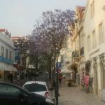 street of Cascais