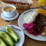 Gastronomia de Salinas-Imbabura