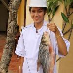 Fresh fish today !