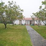 Vista de la Casa do Terraço