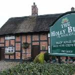 The Holly Bush from the A49