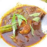 Fish Asam Pedas - Malaysian Style